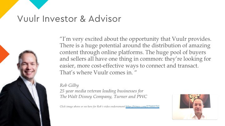 Progress on Industry Endorsement for Vuulr