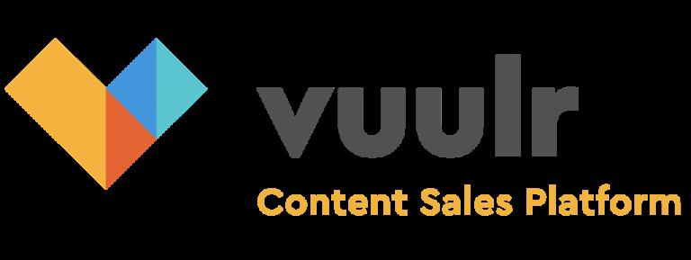 Vuulr Content Sales Platform