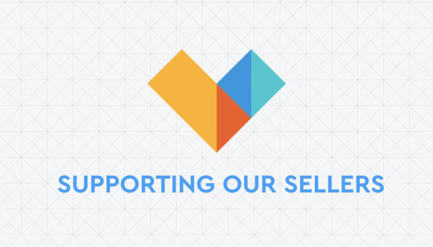 Supporting Our Sellers