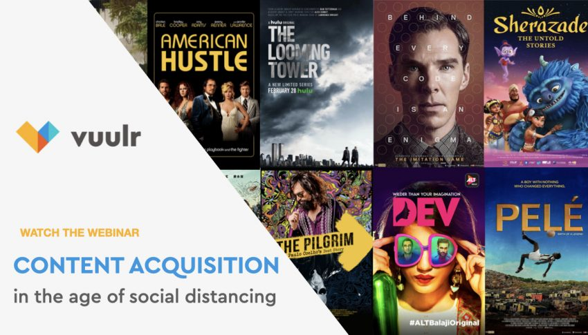 Webinar (6 May): Content Acquisition in the Age of Social Distancing