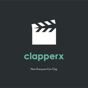 ClapperX logo Warren Masilamony