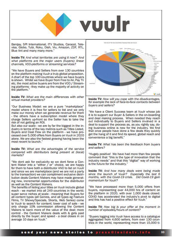 Vuulr Global Content Marketplace