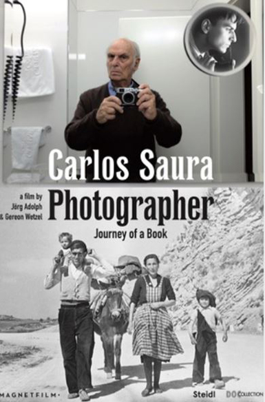 Calos Saura Photographer Journey of a Book