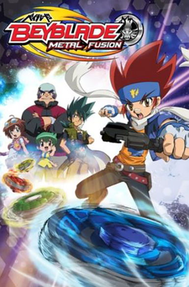 Beyblade Metal Fusion, Vuulr Global Content Marketplace