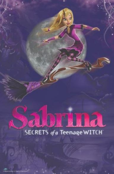 Sabrina Secrets of a Teenage Witch, Vuulr Global Content Marketplace