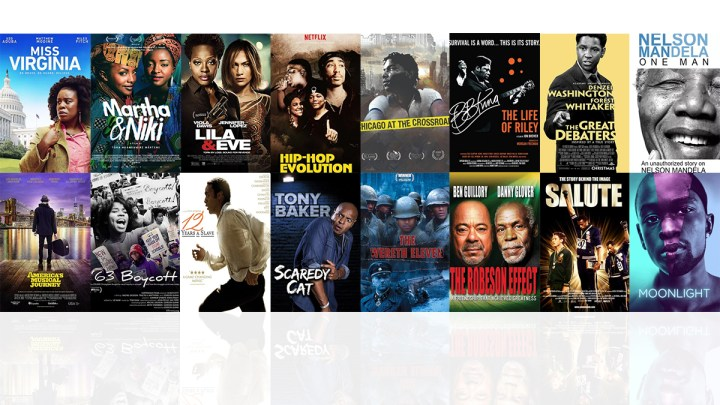 Black History Month: Discover Films, Series & Specials on Vuulr