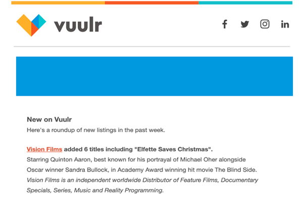 Advertise With Vuulr - Banner Listings