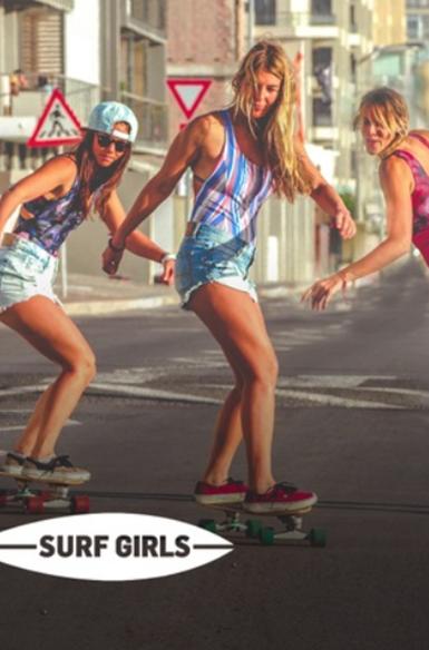 Surf Girls, Vuulr Global Content Marketplace