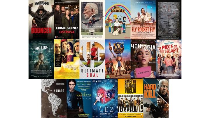 International Films & TV Series For The European Film Market