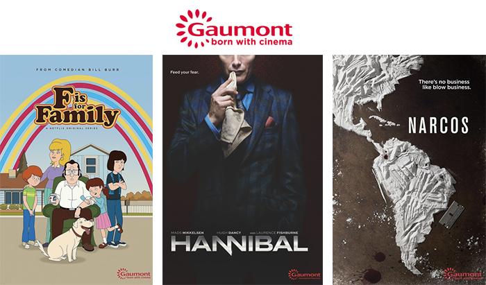 Gaumont Screening Room