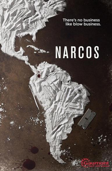 Narcos, Vuulr Global Content Marketplace
