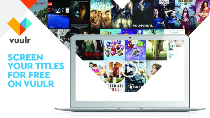 Vuulr's Brandable 'Screening Room' Enhances and Accelerates Online Experience of Buying and Selling Film and Television Rights