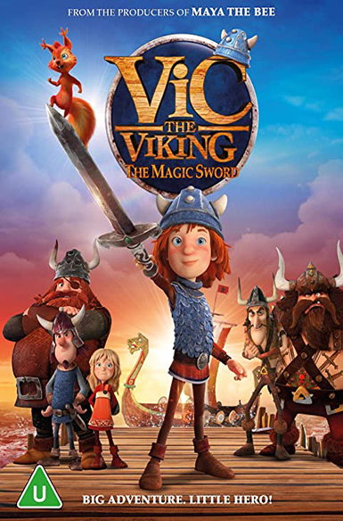 Vic The Viking, Vuulr Global Content Marketplace