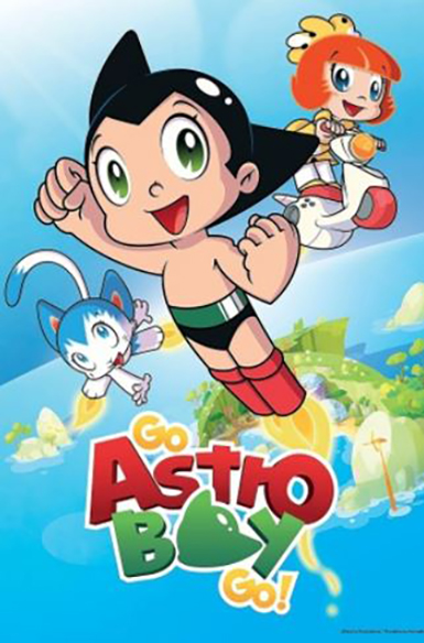 Go Astro Boy Go!