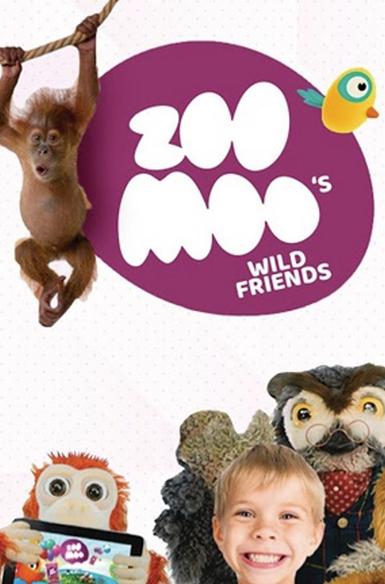 Zoomoo's Wild Friends