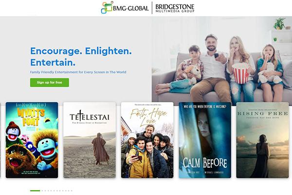 BMG Global, Branded Sales Platform