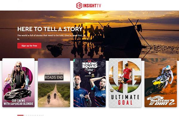 Insight TV, Branded Sales Platform
