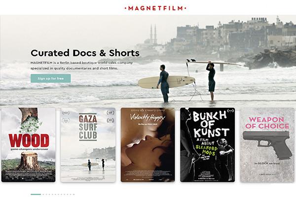 Magnetfilm, Branded Sales Platform