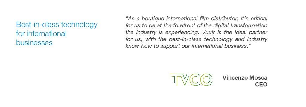 TVCO Testimonial