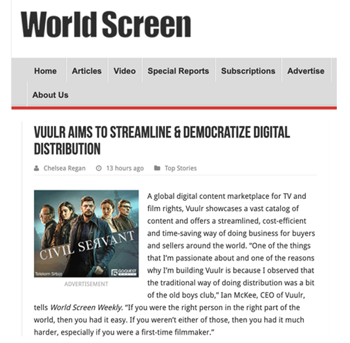 Vuulr Aims to Streamline & Democratize Digital Distribution
