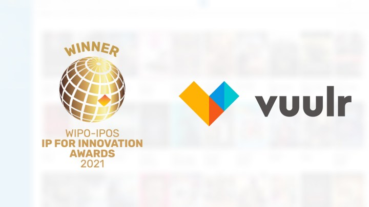 VUULR Wins the Intellectual Property Innovation Award By WIPO-IPOS