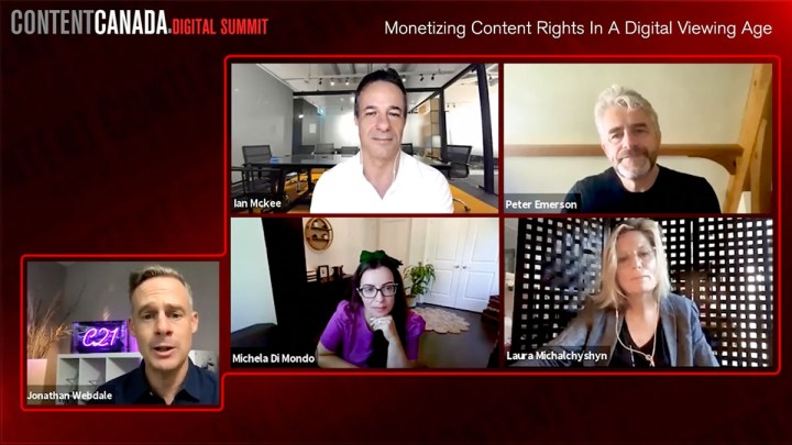 Monetizing Content Rights in a Digital Viewing Age